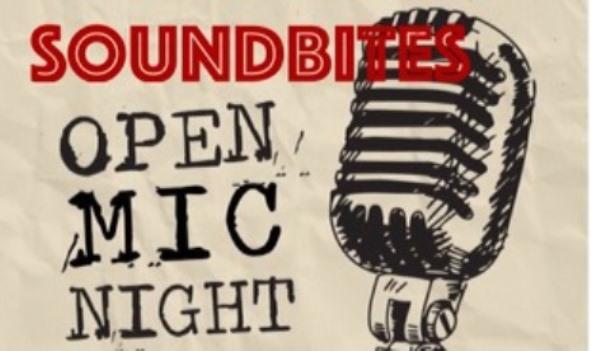 SOUNDBITES: Poetry Open Mic Night